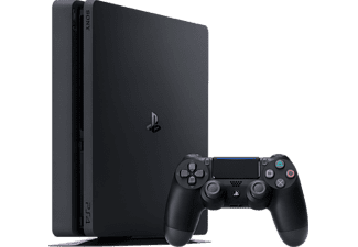 SONY PlayStation 4 Slim Konsole 500 GB + Marvel's Avengers
