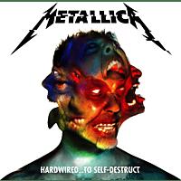 Metallica - Hardwired…To Self-Destruct [CD]