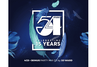 Studio 54 - 15 Years CD