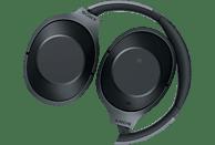 SONY MDR-1000X, Over-ear Kopfhörer Bluetooth Schwarz
