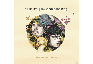 Flight Of The Conchords - I Told You I Was Freaky  - (Vinyl)
