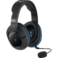 TURTLE BEACH STEALTH 520 kabelloses Surround Sound Gaming Headset für PS4™ Pro, PS4™  Gaming Headsat, Schwarz