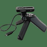 SONY GP-VPT1 Pistolengriff Dreibein Vlogging Stativ, Schwarz, Höhe offen bis 96 mm