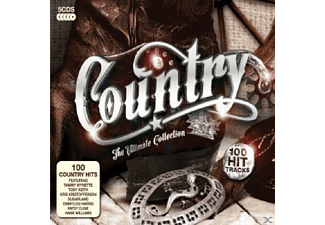 VARIOUS - Country-Ultimate Collection  - (CD)