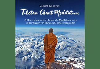 Gomer Edwin Evans - Tibetan Chant Meditation  - (CD)