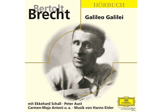 Schall,Ekkehard/Aust,Peter/Carmen-Maja Antoni - Galileo Galilei  - (CD)