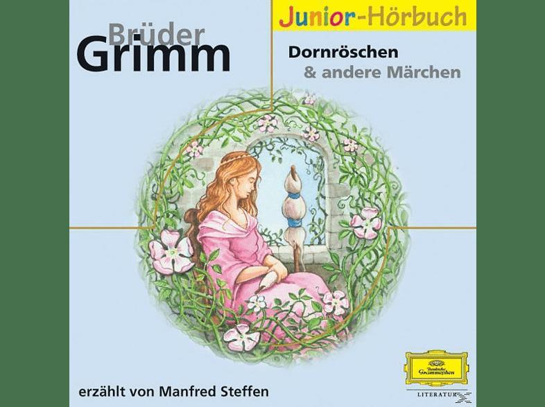 Brüder Grimm, Manfred Steffen - Grimms Märchen 4-Dornröschen Und Andere Märchen - (CD)