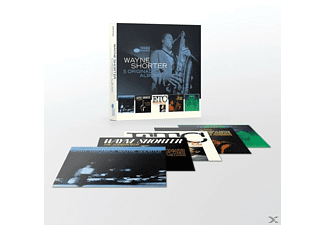 Wayne Shorter - 5 Original Albums  - (CD)