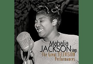 Mahalia Jackson - Mahalia Jackson Sings  - (CD)