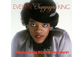 """Evelyn """"Champagne"""" King - Complete RCA Hits & More  - (CD)"""