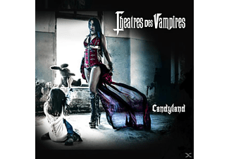 Theatres Des Vampires - Candyland  - (CD)