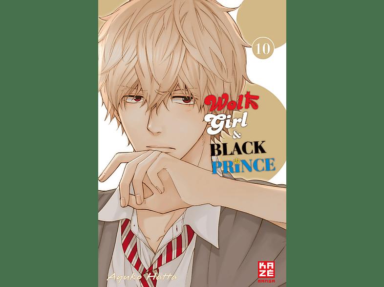 Wolf Girl & Black Prince – Band 10