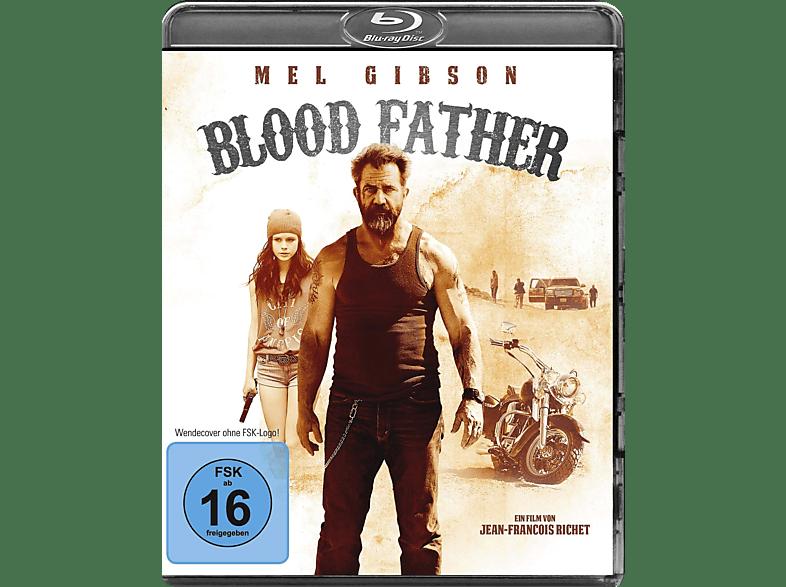 BLOOD FATHER [Blu-ray]