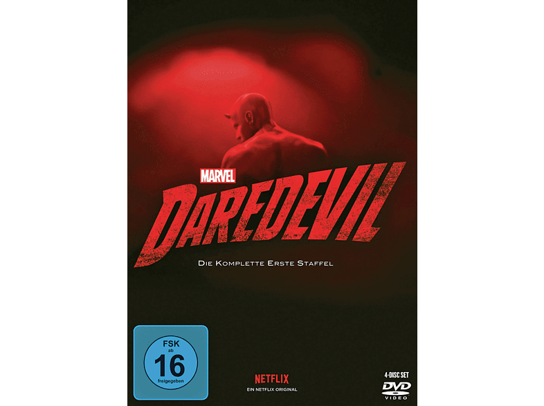 Marvel´s DAREDEVIL - Staffel 1 [DVD]
