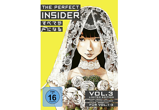 The Perfect Insider - Vol. 3 DVD