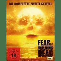 Fear the Walking Dead - Staffel 2 (Steelbook) [Blu-ray]