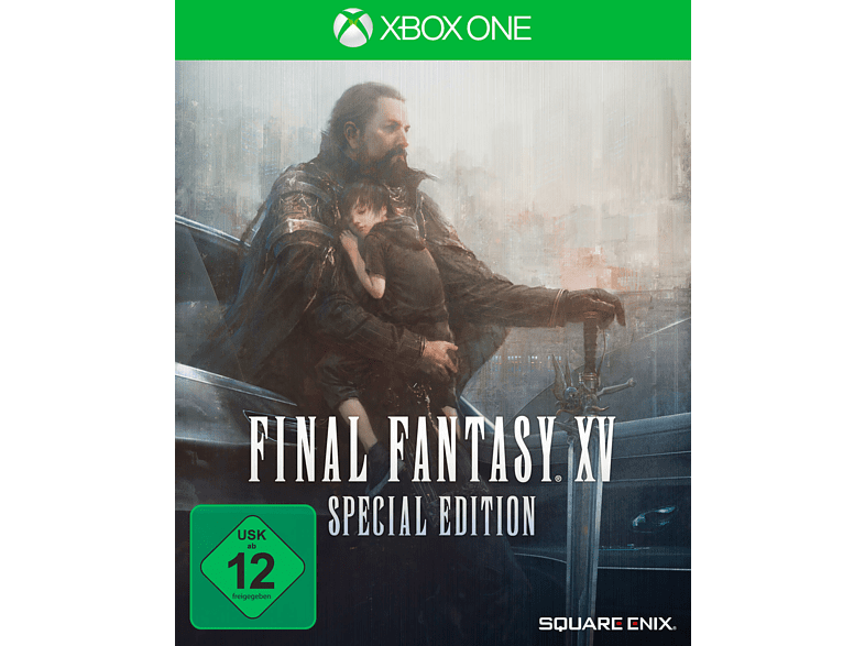 Final Fantasy XV (Limited Steelbook Edition) [Xbox One]