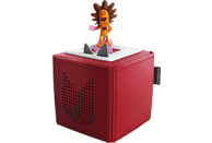 Boxine GmbH Toniebox Starterset Audiosystem, Rot