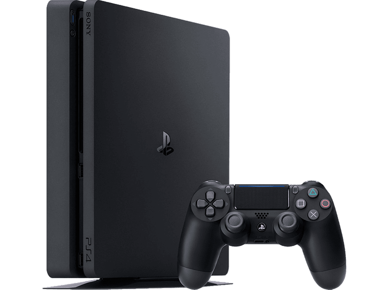 PLAYSTATION PS4 Slim 500 GB Zwart (9407577)