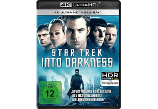 Star Trek Into Darkness [4K Ultra HD Blu-ray + Blu-ray]