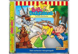 Bibi Blocksberg - Folge 119: Und der Feuerdrache  - (CD)