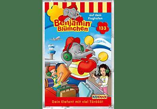 Benjamin Blümchen - Folge 133: Auf dem Flughafen  - (MC)