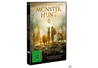 Monster Hunt DVD