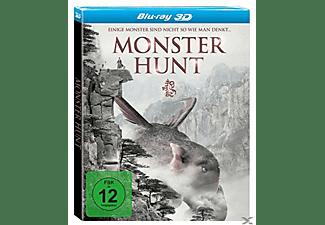 Monster Hunt 3D Blu-ray