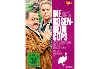 Die Rosenheim-Cops - Die komplette dreizehnte Staffel DVD