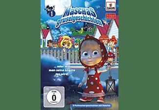 Maschas Gruselgeschichten - Teil 1 DVD