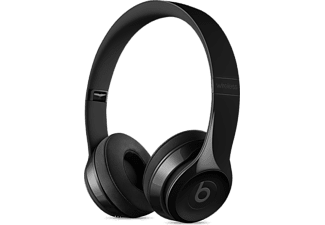 BEATS Solo3 Wireless on-ear-hörlurar – Blanksvart