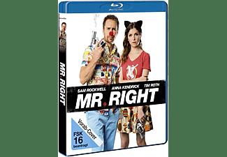 Mr. Right Blu-ray