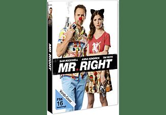 Mr. Right DVD