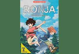 Ronja Räubertochter - Vol. 2 DVD