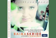 Baiba Skride, Danish National Symphony Orchestra - Schumann: Violin Concertos & Phantasie [CD]