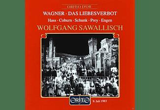Bayerisches Staatsorchester, Chor Der Bayerischen Staatsoper, VARIOUS - Wagner: Das Liebesverbot  - (CD)