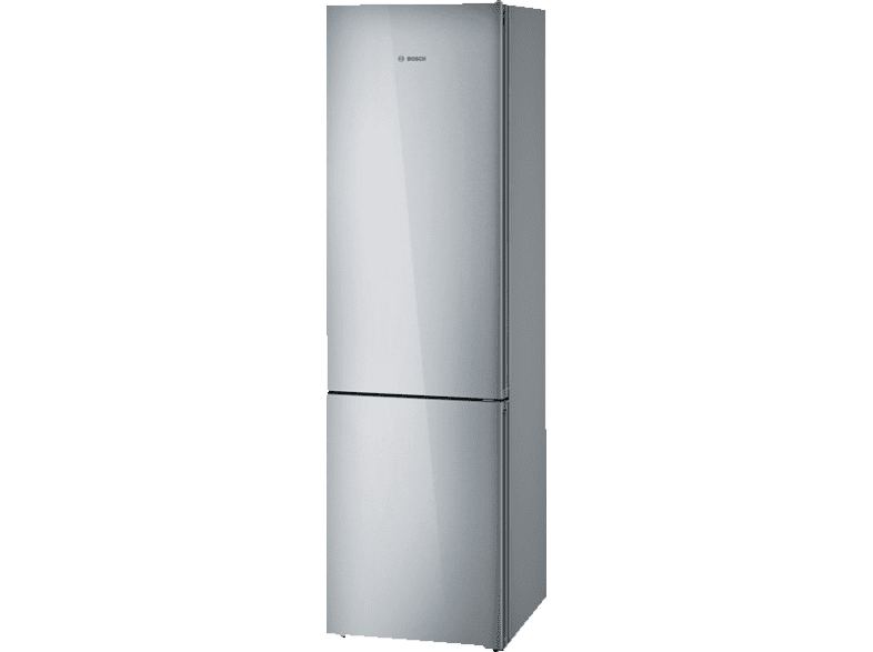 BOSCH KGF39SM45  Kühlgefrierkombination (A+++, 180 kWh/Jahr, 2030 mm hoch, Edelstahl)