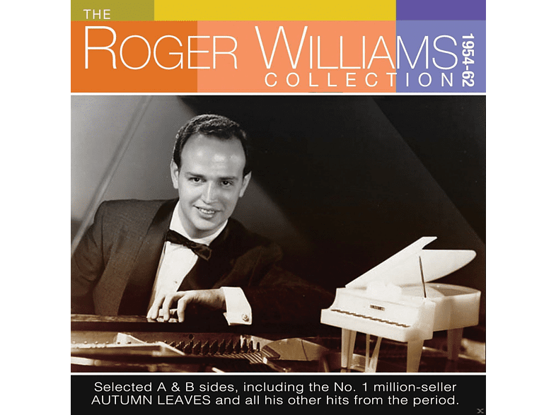 Roger Williams - The Roger Williams Collection 1954-62 [CD]