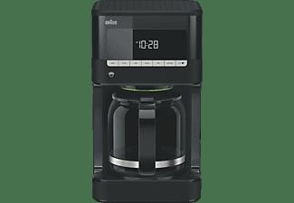 BRAUN KF 7020 PurAroma 7  Kaffeemaschine Schwarz