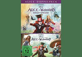 Alice im Wunderland 1+2 (Pack) DVD