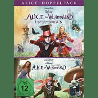 Alice im Wunderland 1+2 (Pack) [DVD]