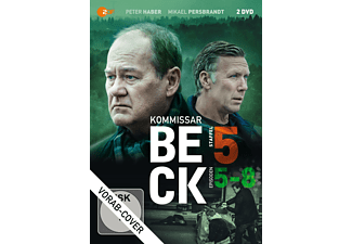 Kommissar Beck - Staffel 5/Episode 5-8 DVD