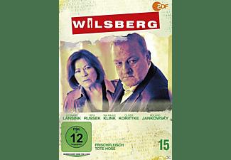 Wilsberg 15 - Frischfleisch / Tote Hose DVD