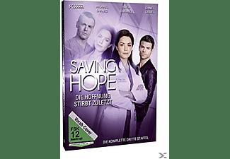 Saving Hope - Die Hoffnung stirbt zuletzt (Die komplette dritte Staffel) DVD