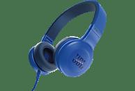JBL E35, On-ear Kopfhörer Blau