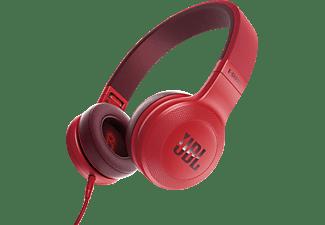 JBL E35, On-ear Kopfhörer Rot
