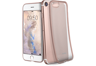 SBS MOBILE TPU Cover iPhone 7 - Rosé guld