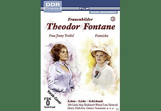Theodor Fontane: Frauenbilder / Leben - Liebe - Schicksale, Vol. 3 DVD