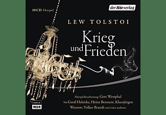 VARIOUS - Krieg und Frieden  - (CD)