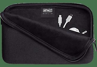 ARTWIZZ Cable Tablethülle Sleeve für Universal Neopren, Schwarz